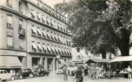 68 - COLMAR - Grand Hotel Du Centre En 1967 - Autos - Colmar