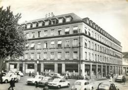 68 - COLMAR - Grand Hotel Du Centre En 1966 - Autos - Colmar