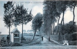 Beersel - Lot - Loth - Chaussée De Leuw Saint-Pierre - Edit. S.B.P. N° 10 - Beersel