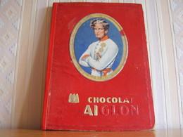 Album Chromos Images Vignettes Chocolat Aiglon 480 Chromos - Albums & Catalogues