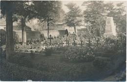 Gistel / Friedhof / 1914-18 / Fotokaart - Gistel