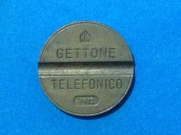 1978 ITALIA TOKEN GETTONE TELEFONICO SIP USATO 7812 CMM - Italia