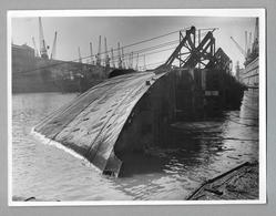 PHOTO PRESS - EMPRESS OF CANADA - 1954 - SHIP - BOAT - Barche
