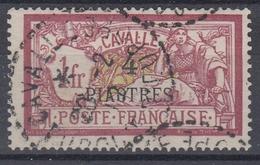 +D3415. Cavalle 1902-11. Yvert 15. Cancelled - Cavalle (1893-1911)