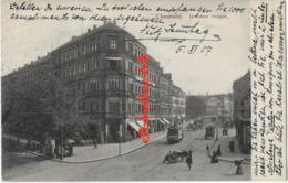 Chemnitz - Dresdner Strasse - 1907 - Chemnitz