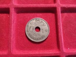 EGITTO 10 Milliemes 1917 - Egitto