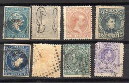 ESPAGNE !  Timbres Anciens Et SERVICE Des ANTILLES, PHILIPPINES Depuis 1855 ! NEUFS - 1889-1931 Royaume: Alphonse XIII