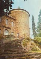 Monistrol Sur Loire   H135       Perron Et Tour Du Château - Monistrol Sur Loire