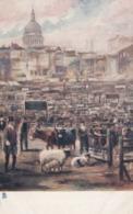 Old Smithfield Market , UK , 00-10s ; TUCK 6150 - London