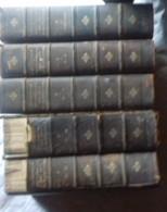 Dictionnaire Des Arts Et Manufactures  5 Volumes - Dictionnaires
