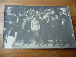 Non Identifier Groupement De Personnalité - Guerra 1939-45