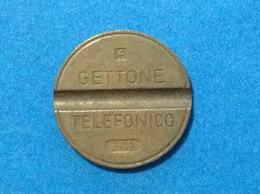 1977 ITALIA TOKEN GETTONE TELEFONICO SIP USATO 7709 - Italia