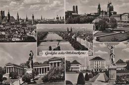 München - U.a. Bavaria - Ca. 1960 - Muenchen