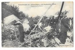 TREVOL (03) Accident Du Dirigeable République Dégagement Du Moteur - Autres Communes
