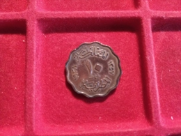 EGITTO 10 Milliemes 1938 - Egitto