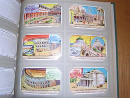 PRACHT EN PRAAL VAN HET ANTIEKE ROME Italie Liebig Série Reeks 6 Chromos Nederlandse Taal Trading Cards Chromo - Liebig