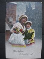 Une Mère Et Sa Fille à Noël - Christmas