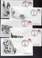 USA - 1778 - SHOEMAKER TAVERN - SCOUT ADAM HELMER - INDIAN AND TORIES - REVOLUTIONARY WAR - Mohawk Valley Region - Militaria