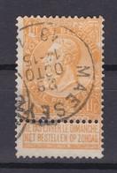 N° 65 Défauts MAESEYCK - 1893-1900 Schmaler Bart