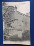 17 ECHEBRUNE : L'EGLISE , C.P.A.,carte En Bon état - Autres Communes