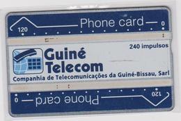 GUINEA-BISSAU  106E - Guinea-Bissau