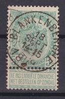 N° 56 BLANKENBERGHE - 1893-1907 Coat Of Arms