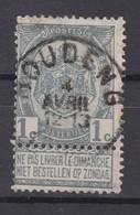 N° 53 HOUDENG - 1893-1907 Wappen
