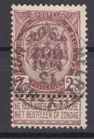 N° 55 Défauts MELREUX HOTTON - 1893-1907 Wappen
