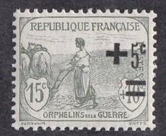 FRANCE  Y&T N°  164  NEUF ** - Francia