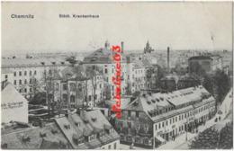 Chemnitz - Stadt. Krankenhaus - Chemnitz