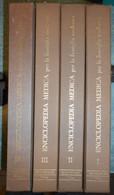 """""""ENCICLOPEDIA MEDICA PER LA FAMIGLIA MODERNA"""" Vol.I°II°III°IV°- Dal 1975 Al 1978 - Vedi Foto----------------------(657E) - Encyclopédies"""