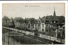 CPA-Carte Postale-France Metz-Avenue Maréchal Foch  VM10979 - Metz