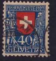 MiNr. 178 (Schweiz 1922) Gestempelt (br8307) - Used Stamps