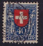 MiNr. 188 (Schweiz 1923) Gestempelt (br8308) - Used Stamps