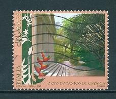 2012  ORTO BOTANICO CATANIA  USATO - 6. 1946-.. Republic