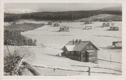 AK Riesengebirge Petzer Pec Chaty Na Planovce Pantenplan Plan Na Plani Planurbauden Planurbaude Chata Bouda Baude Winter - Sudeten