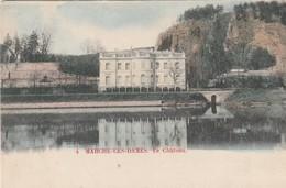 Marche-les-Dames ( Namur ) , Le Chateau , COLORISEE ( Le Vieux  Chateau Des Prince D'Arenberg ) N° 4 - Namur