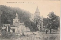 Le Nouveau Chateau De Marche-les-Dames Vu De Mosanville ( Namur )  ( Chapelle Et Chateau Des Prince D'Arenberg ) - Namur