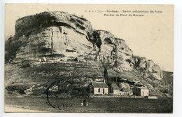 Les Eyzies Rocher De Font De Gaume - France