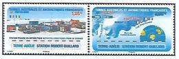 TAAF 2020 - Station Robert Guillard ** - Tierras Australes Y Antárticas Francesas (TAAF)