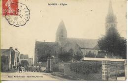 SAINT JORES L'Eglise (enfants...) - Altri Comuni