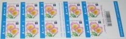 Boekje 99** Tulipe Bakeri (eu) Lilac Wonder - Carnet 99 MNH - 10 X 3872** - Pour L'Europe. - Booklets 1953-....