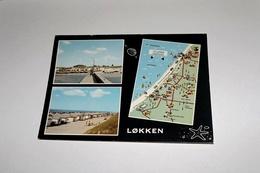 Ansichtskarte-w-201-7967-Løkken-gelaufen - Danimarca
