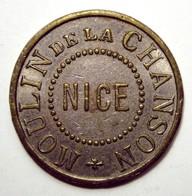 Jeton D'audition - NICE - Moulin De La Chanson - Monetari / Di Necessità
