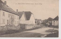 25 - Orchamps-Vennes - Bas Du Village - Other Municipalities
