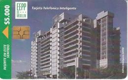 TARJETA DE COLOMBIA DEL EDIFICIO INTELIGENTE EEPPM $5000 - Colombia