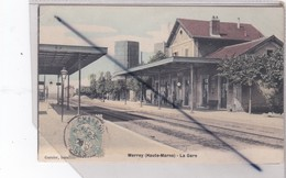 Merrey (52) La Gare - Non Classés