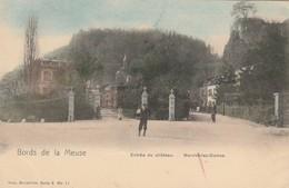 Enrtrée Du Chateau De Marche-les-Dames ( Namur )  ( Chateau Des Prince D'Arenberg )Nels Série 9 N° 11 COLORISEE - Namur