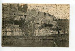 Les Eyzies Ruines De La Madeleine - Riberac