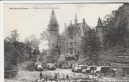 Marche-les-Dames ( Namur ) Chateau Des Commandos ,( Jeep , Ambulance (dans Le Chateau Des Princes D'Arenberg - Namur